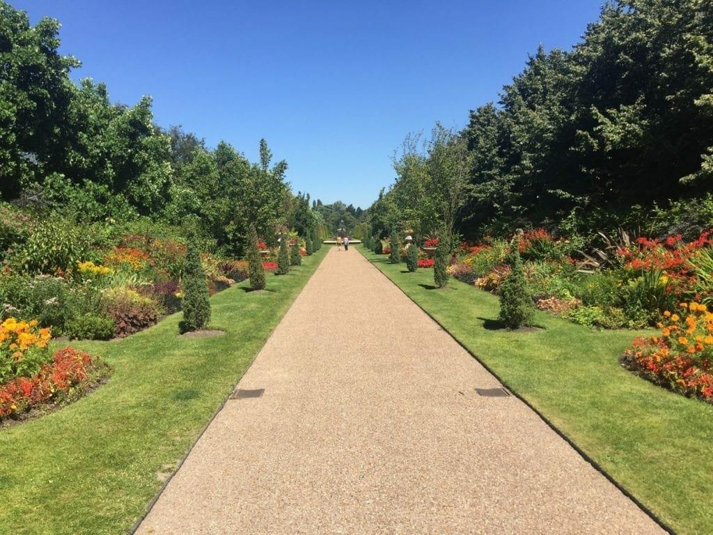 Avenue Gardens, Regent's Park