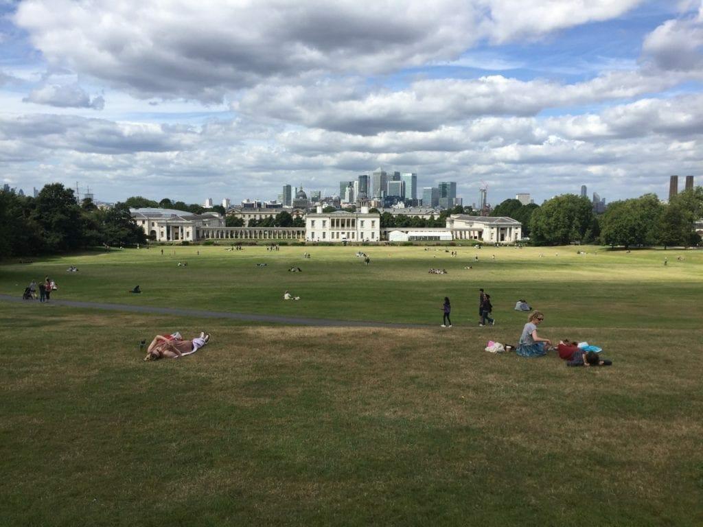 Bes London views