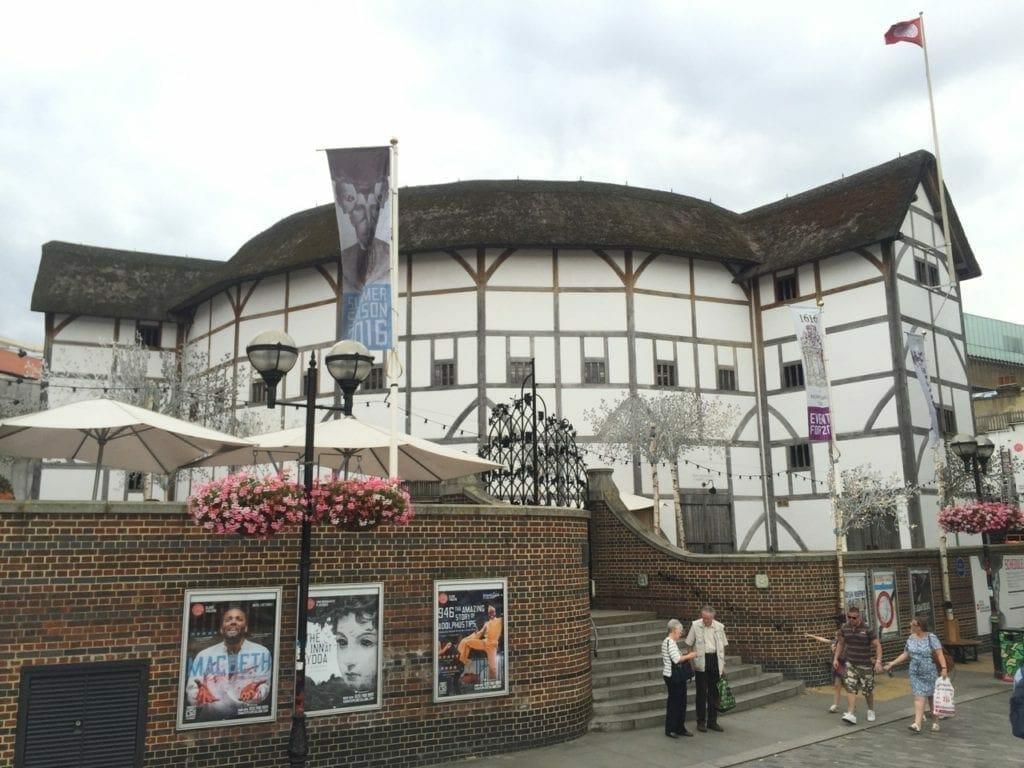 The Globe (Shakespeare's Theater)