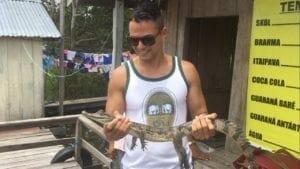 Tour in Manaus.