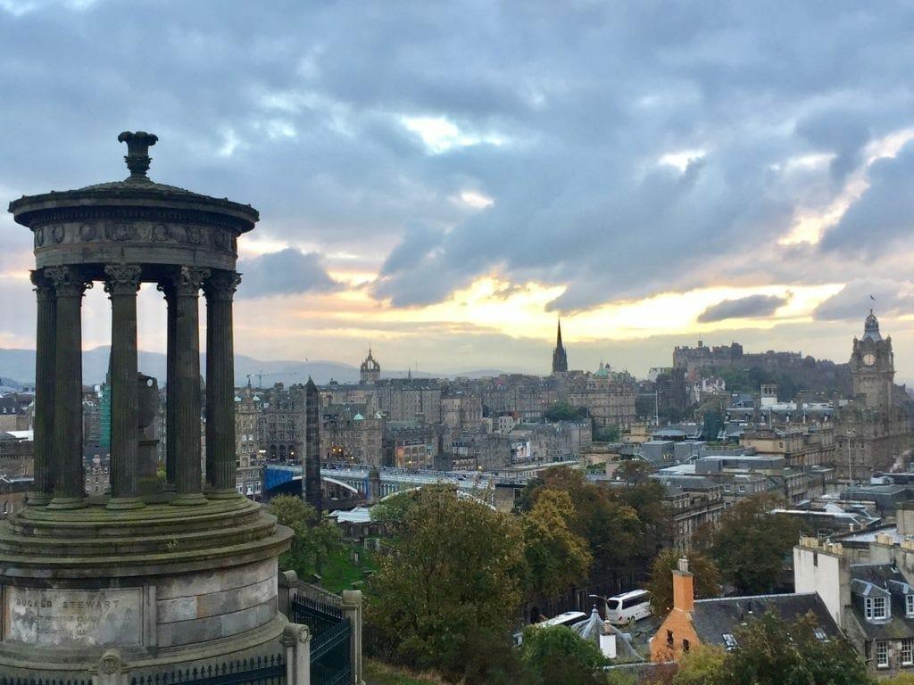 What do in 3 Days in Edinburgh