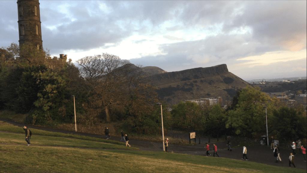 Edinburgh Arthurs'seat