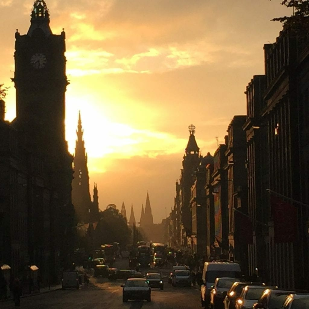 Edinburgh Principal Edinburgh