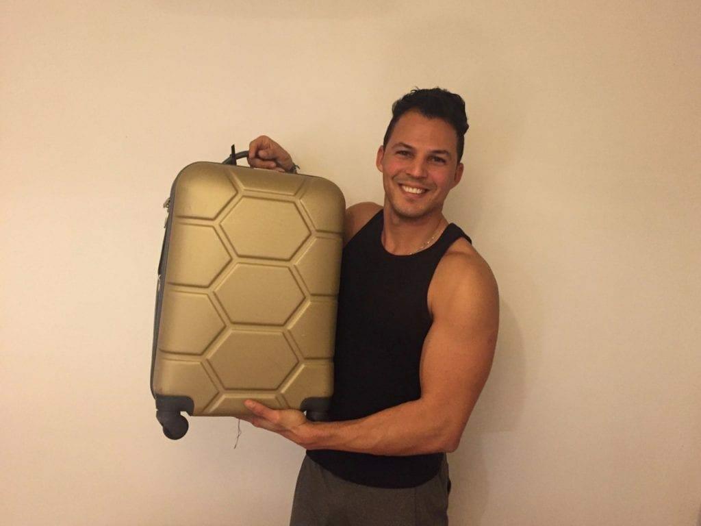 como fazer uma mala