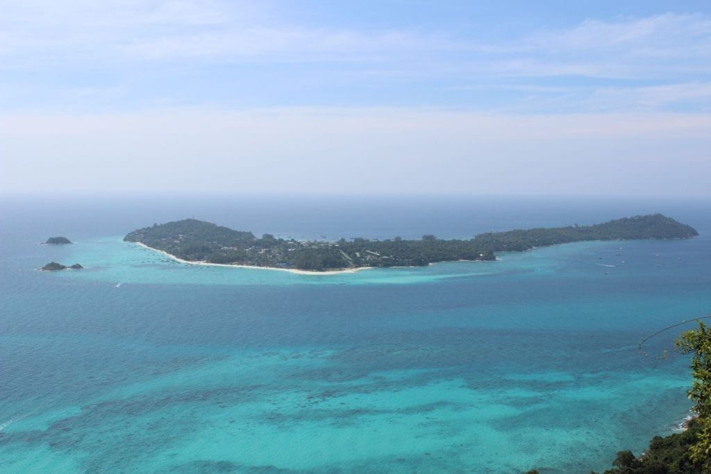 Koh Adang's viewpoint