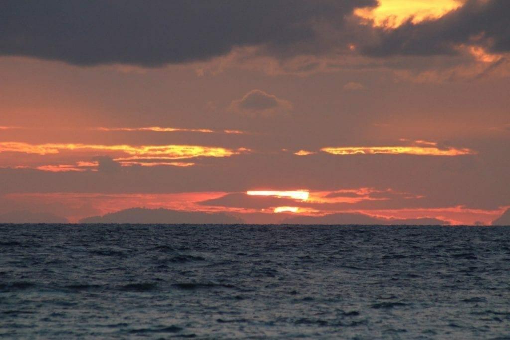 Sunrise at Sunrise Beach, Koh Lipe