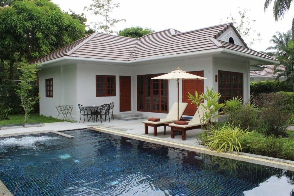 Alisea Pool Villas: la villa de tus sueños en Aonang, Krabi.
