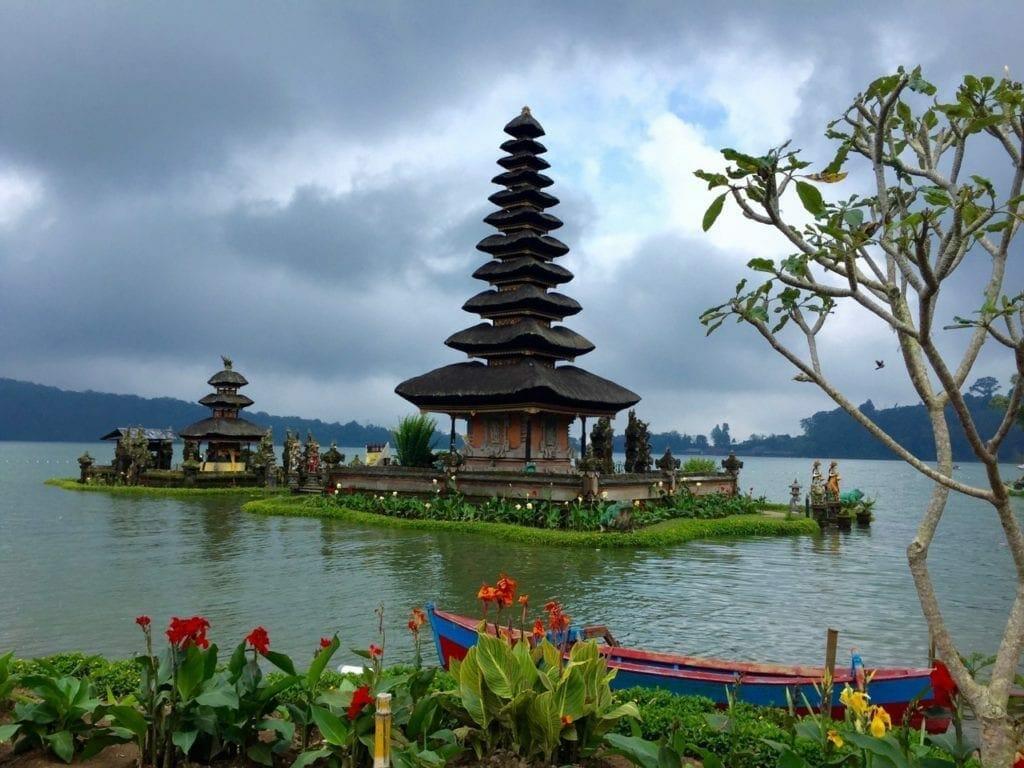 Templo Ulun Danu Beratan