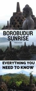 Borobudur Sunrise: everything you need to know to see one of the most magical sunrises on Earth.