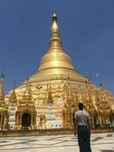 que ver en Yangon