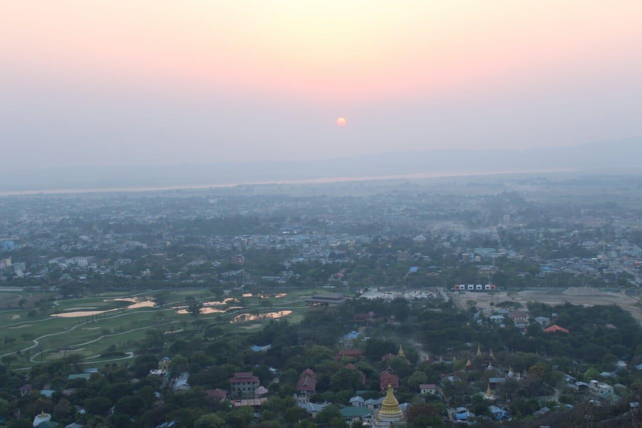 que fazer em Mandalay