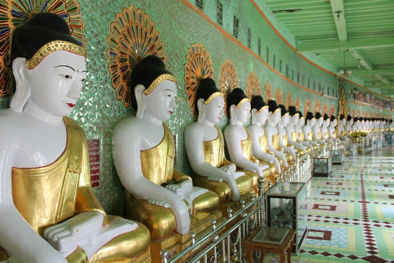 que ver en Mandalay 3 dīas en Mandalay