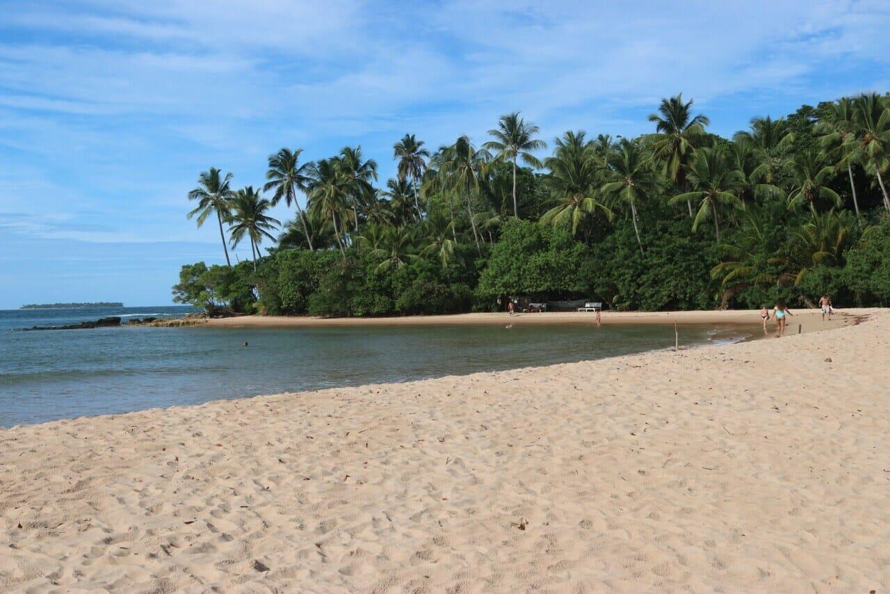 mejores playas de Bahia