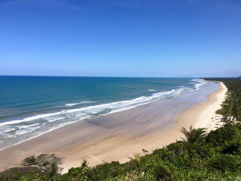 Mirante de Serra Grande, Litoral Sul da Bahia, Brasil