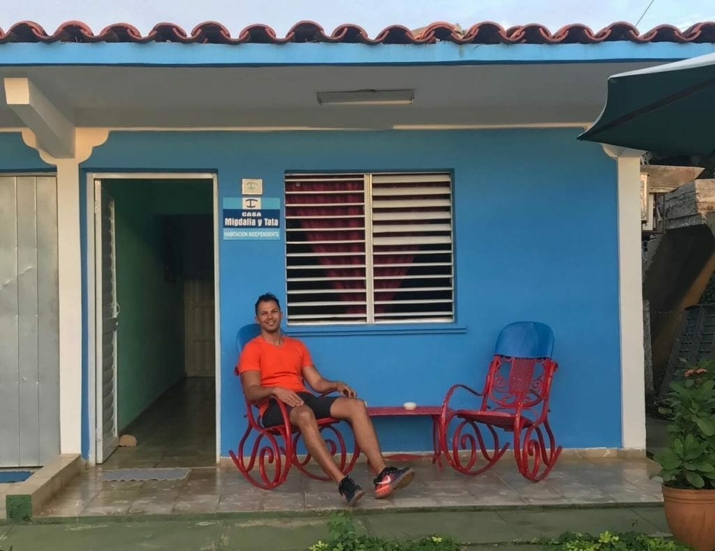 My reviews of Casas Particulares in Cuba