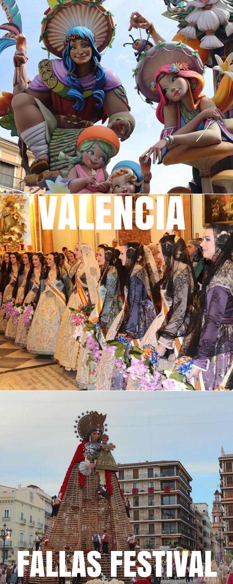 fallas in valencia