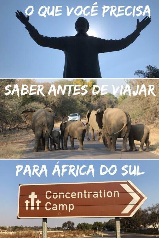 viajar para África do Sul