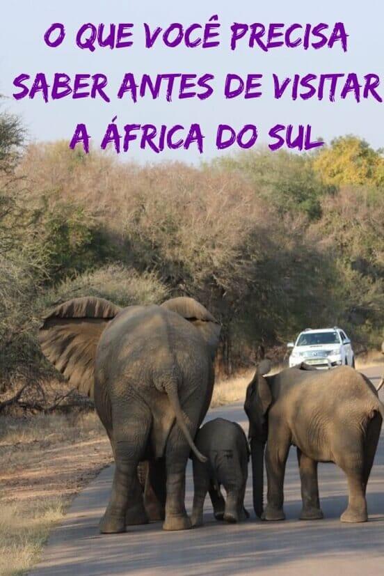 visitar África do Sul