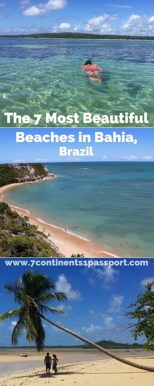 Beaches In Bahia The 7 Best U0026 Most Beautiful 7