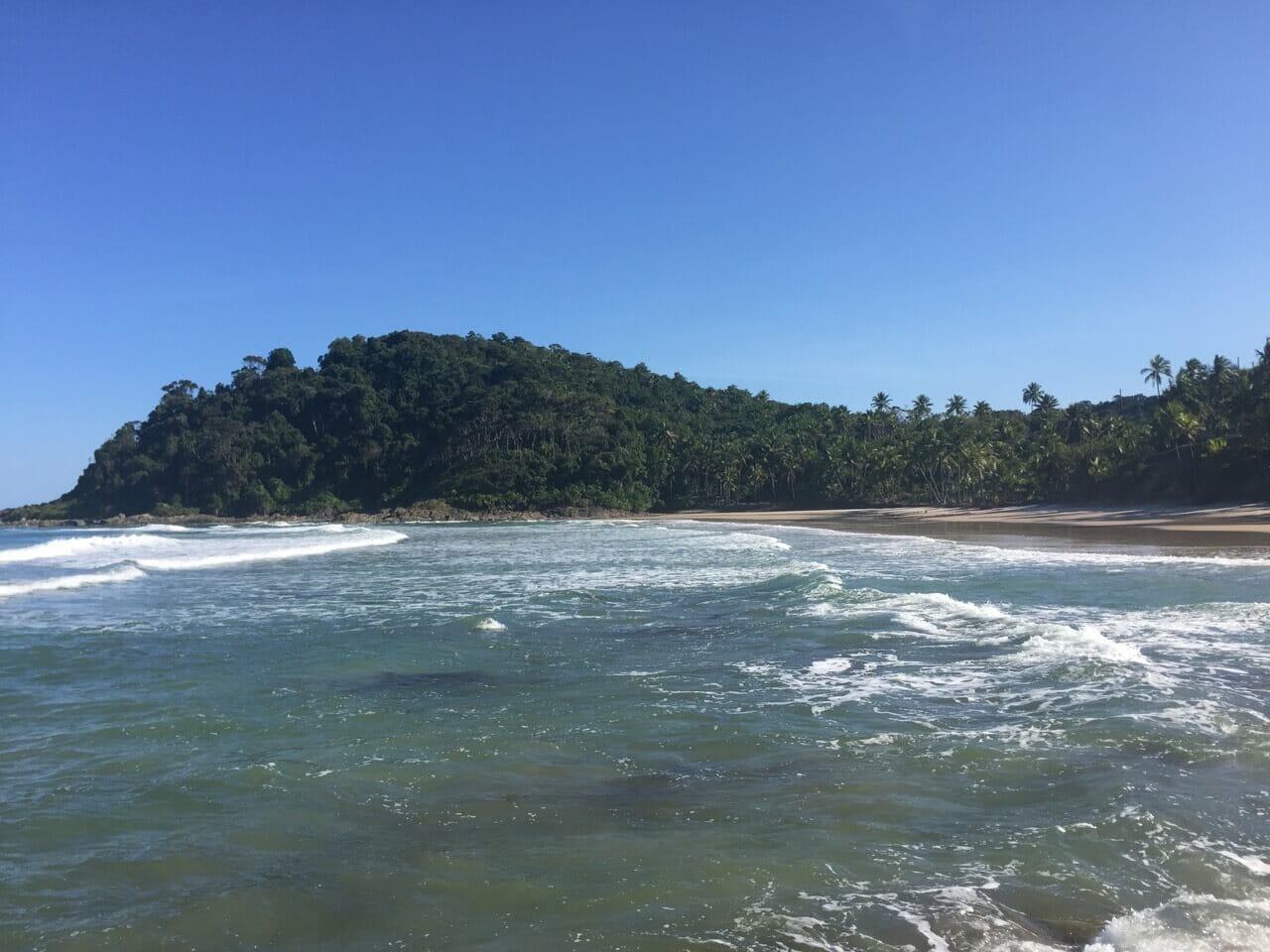 beaches in Bahia