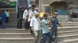 Varanasi Viajar é sair da zona de conforto
