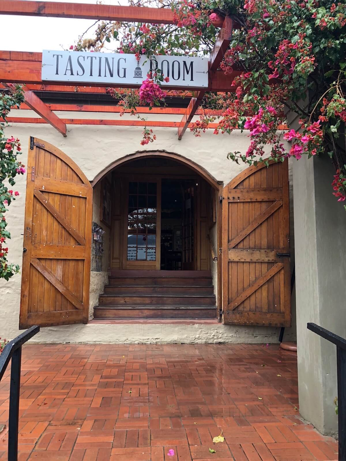 Boplaas-tasting-room