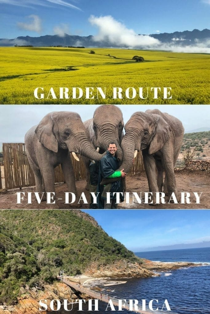 garden route highlights