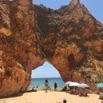 playas en Portimão