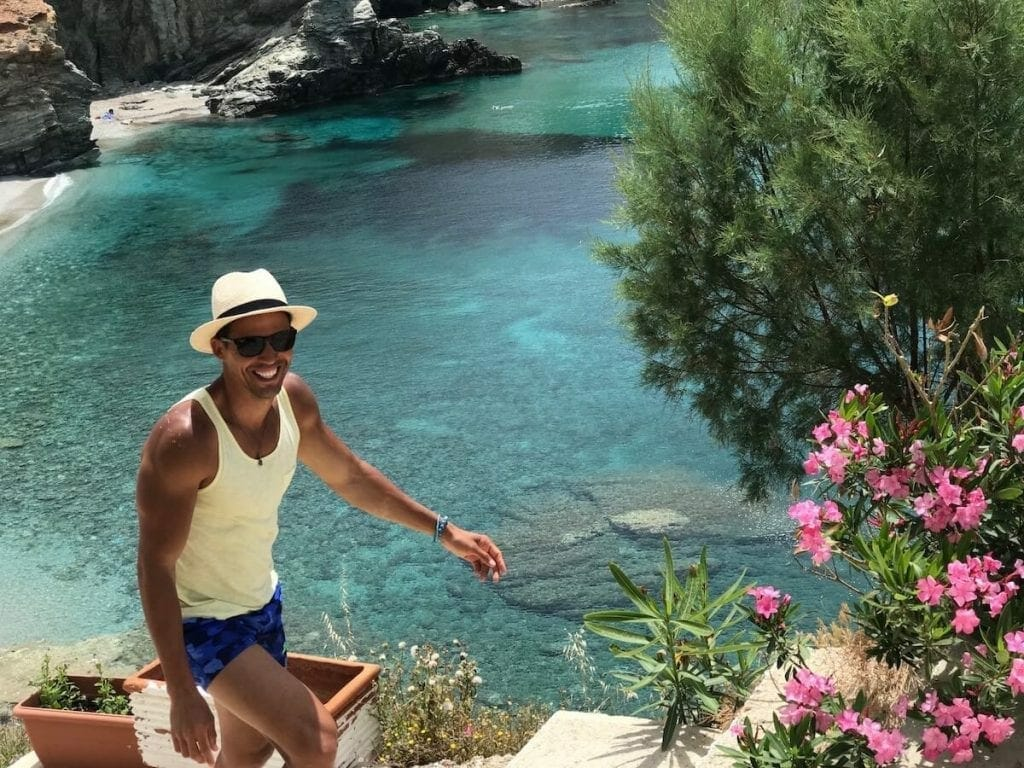 Agali-Beach-Folegandros