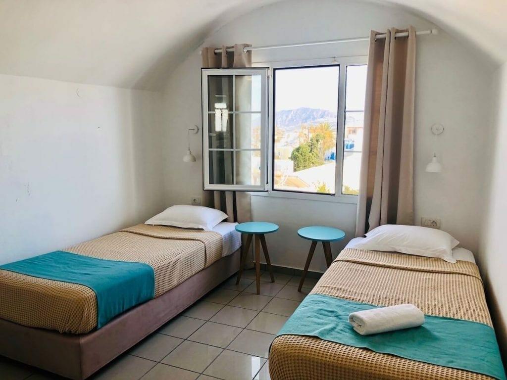 Hotel Sofia é um dos melhores hotéis em Santorini com bom custo-benefício.