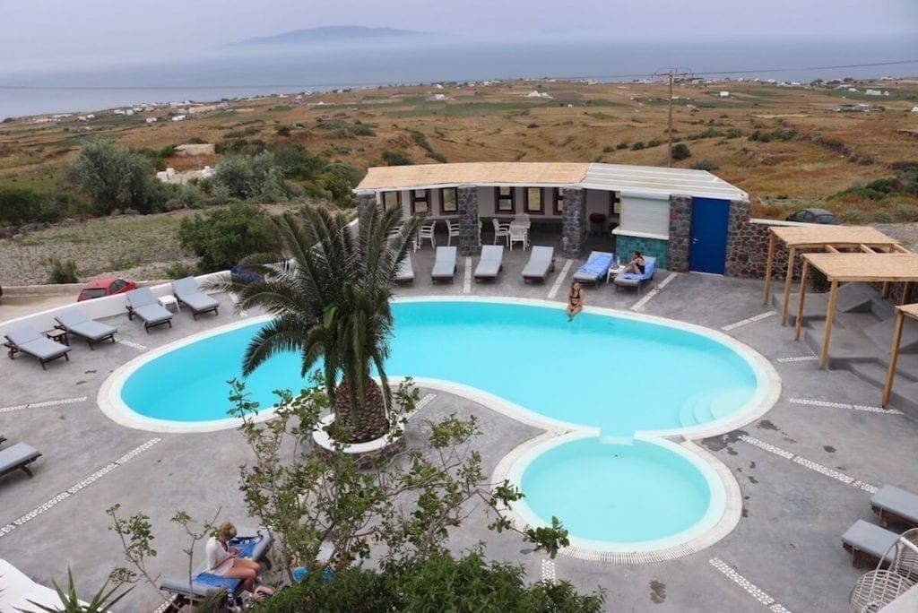 hotéis-em-oia-santorini