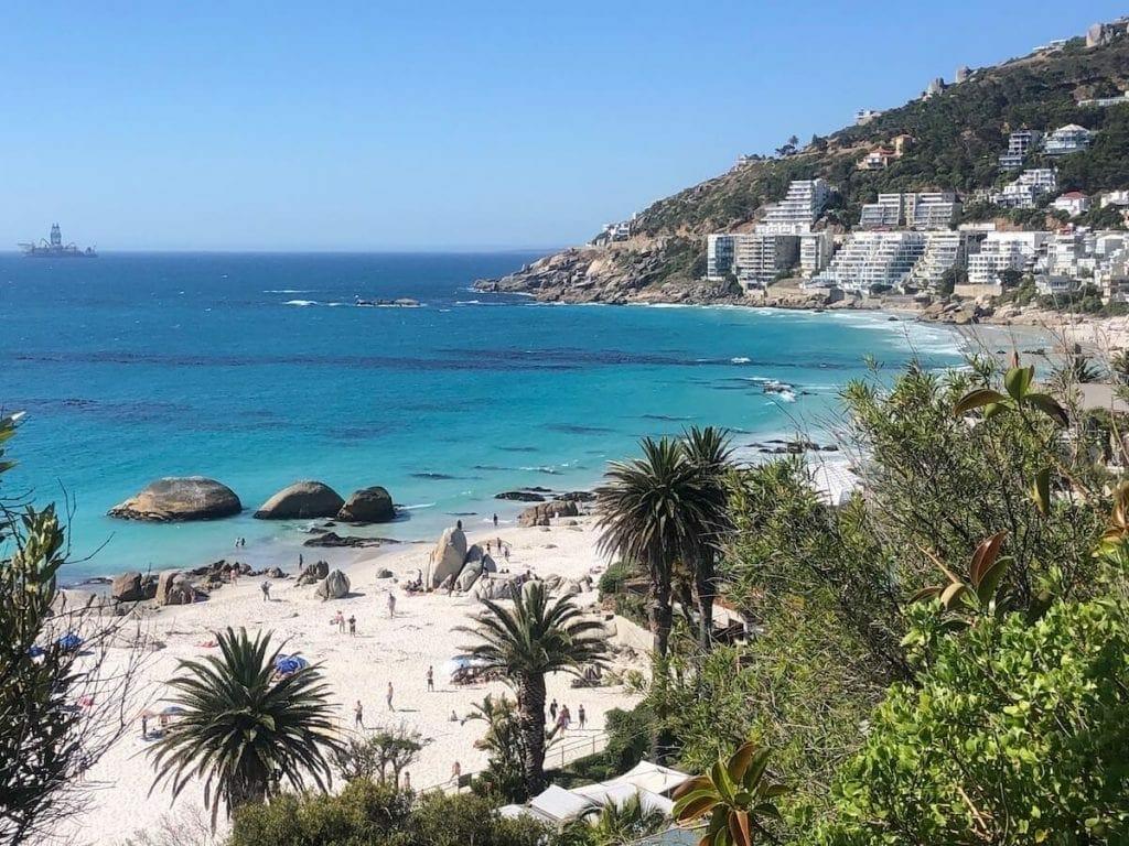 Praias de Clifton