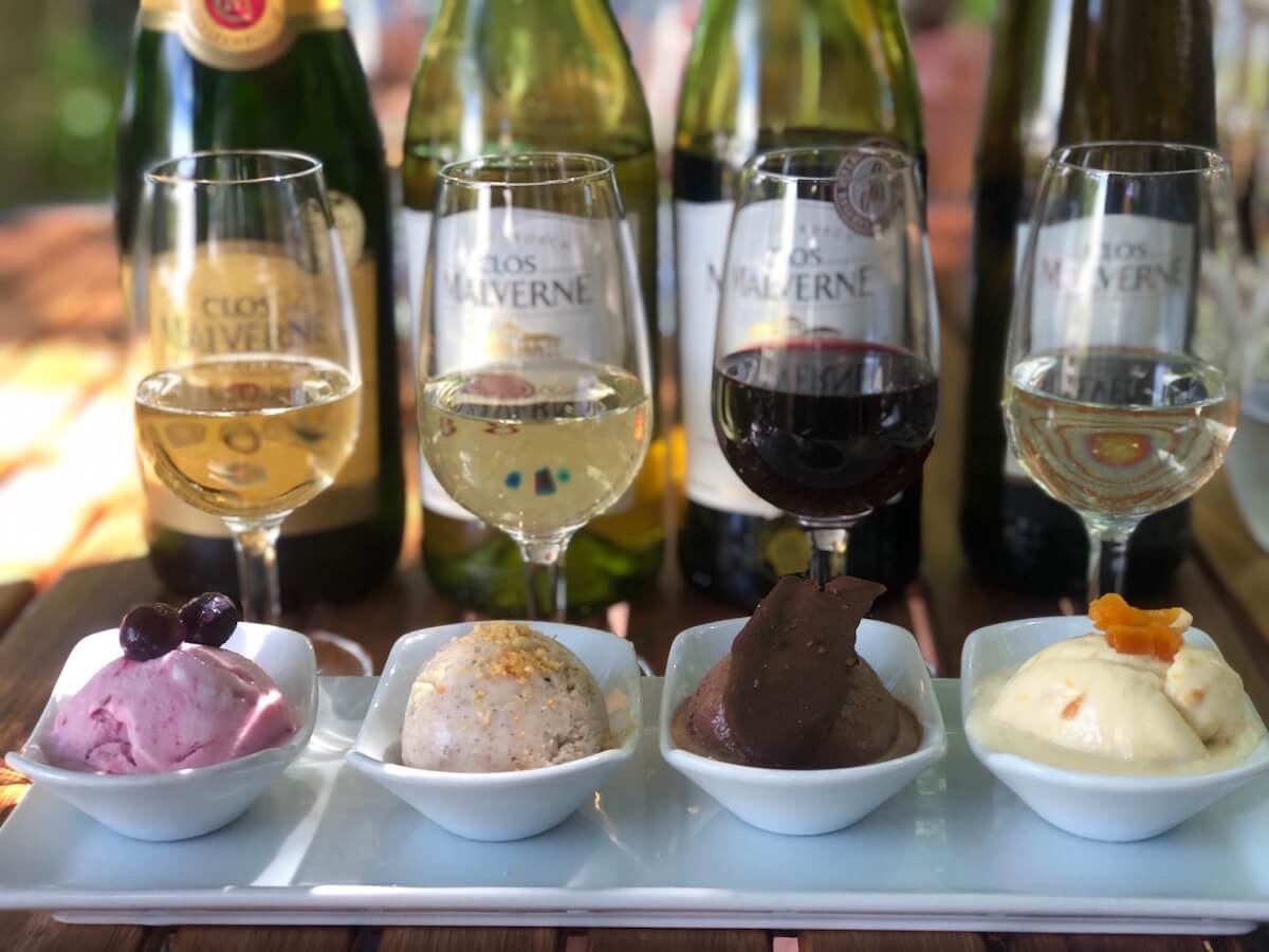 Exquisite Stellenbosch wine tour