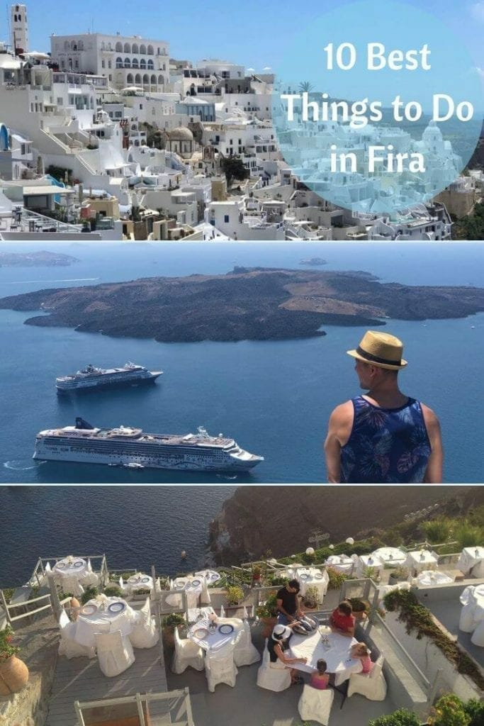 Best things to do in Fira, Santorini