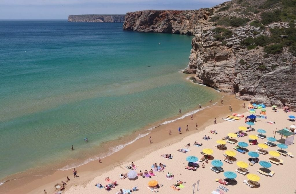 Sagres y Cabo de San Vicente es una de las mejores cosas que ver en el Algarve.
