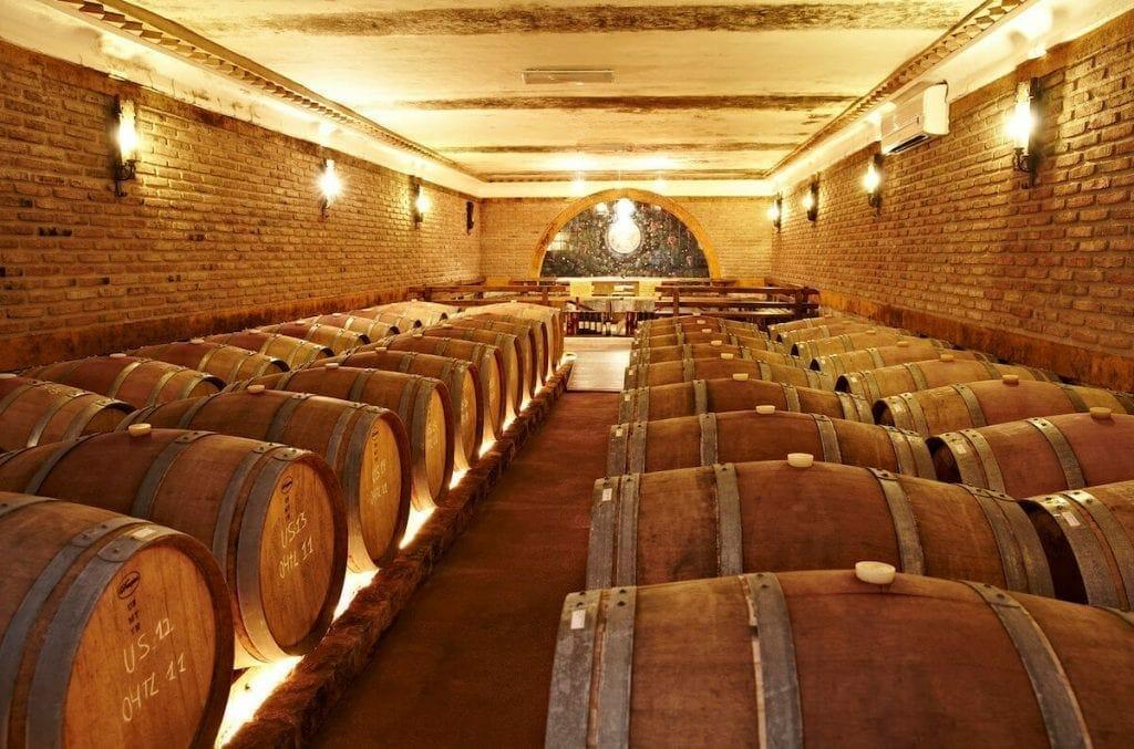 Cata de vinos en Algarve