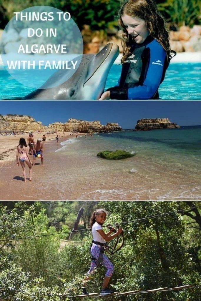 Family activities in the Algarve
