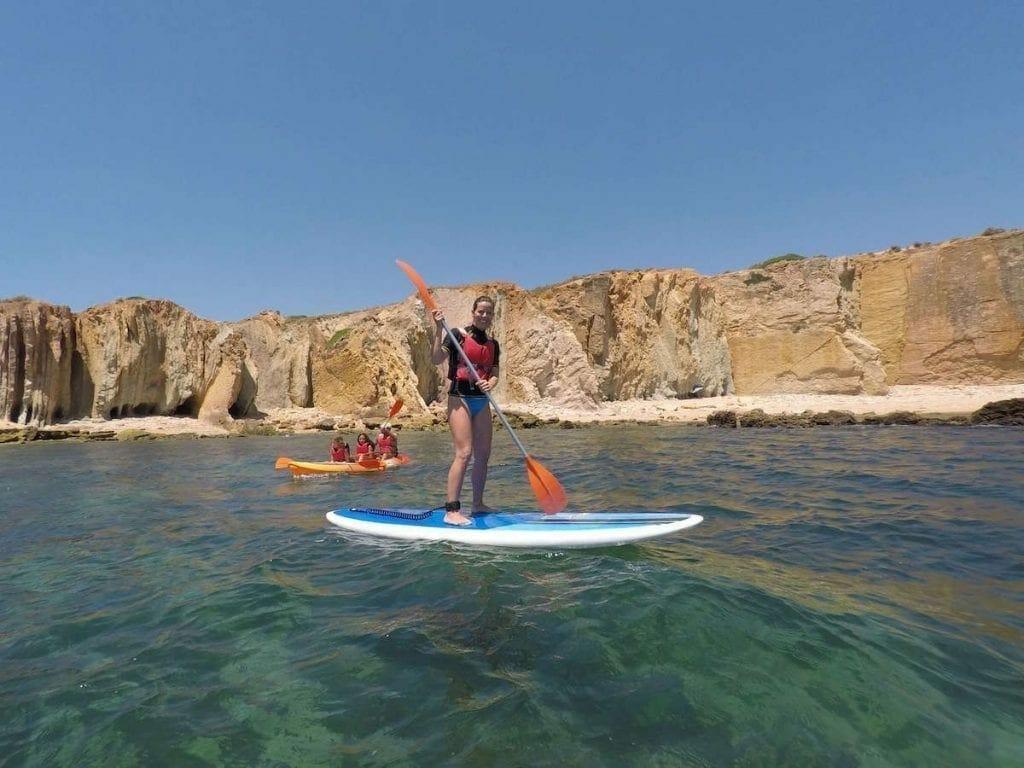 Atividades para familia en el Algarve