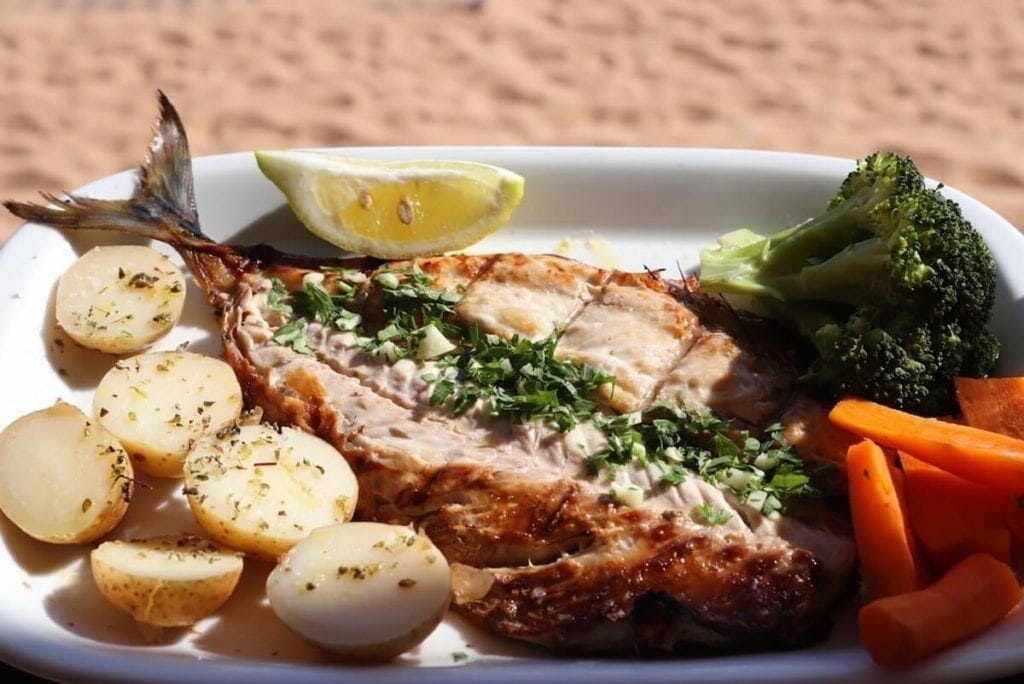 Cocina del Algarve, Lagos