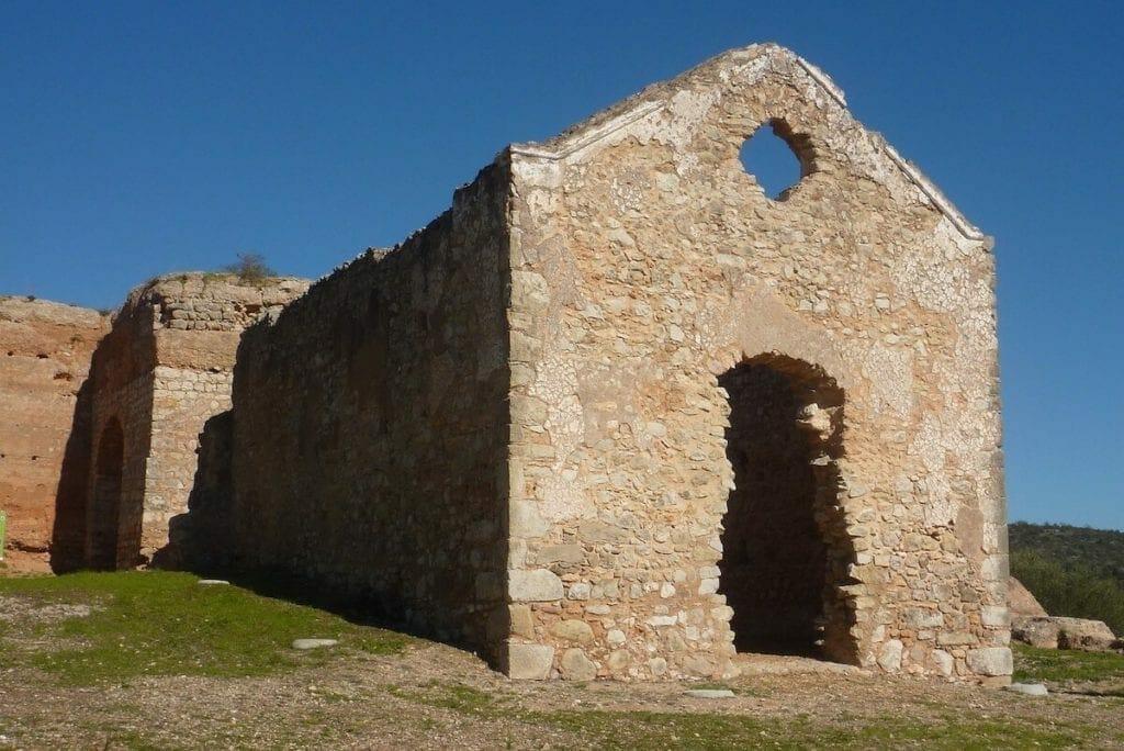 Castillo de Paderne, Albufeira