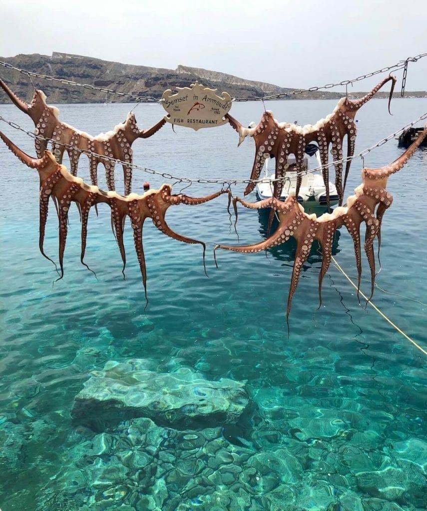 Ammoudi Bay, Santorini