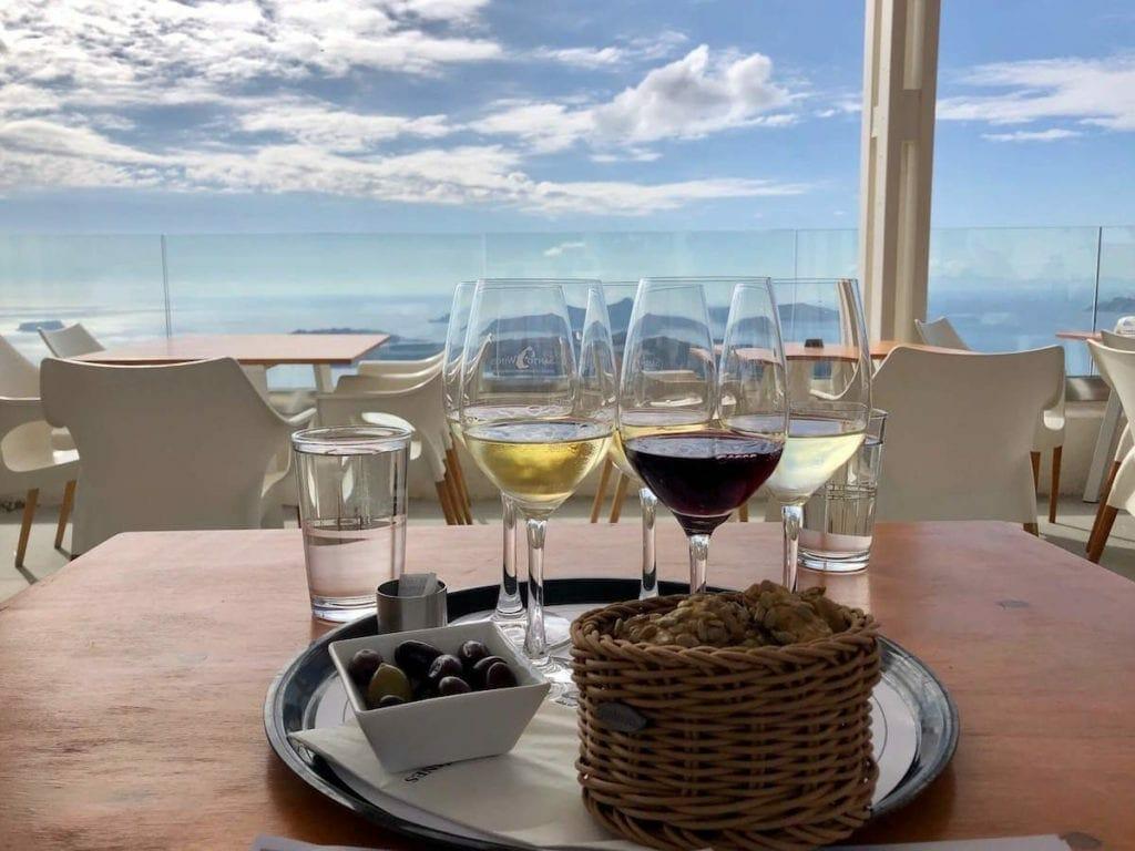 Santo Wines, Santorini