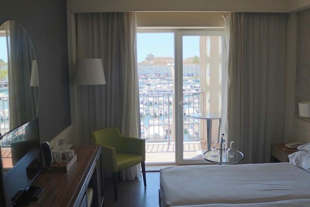Habitación en el hotel Eva Senses