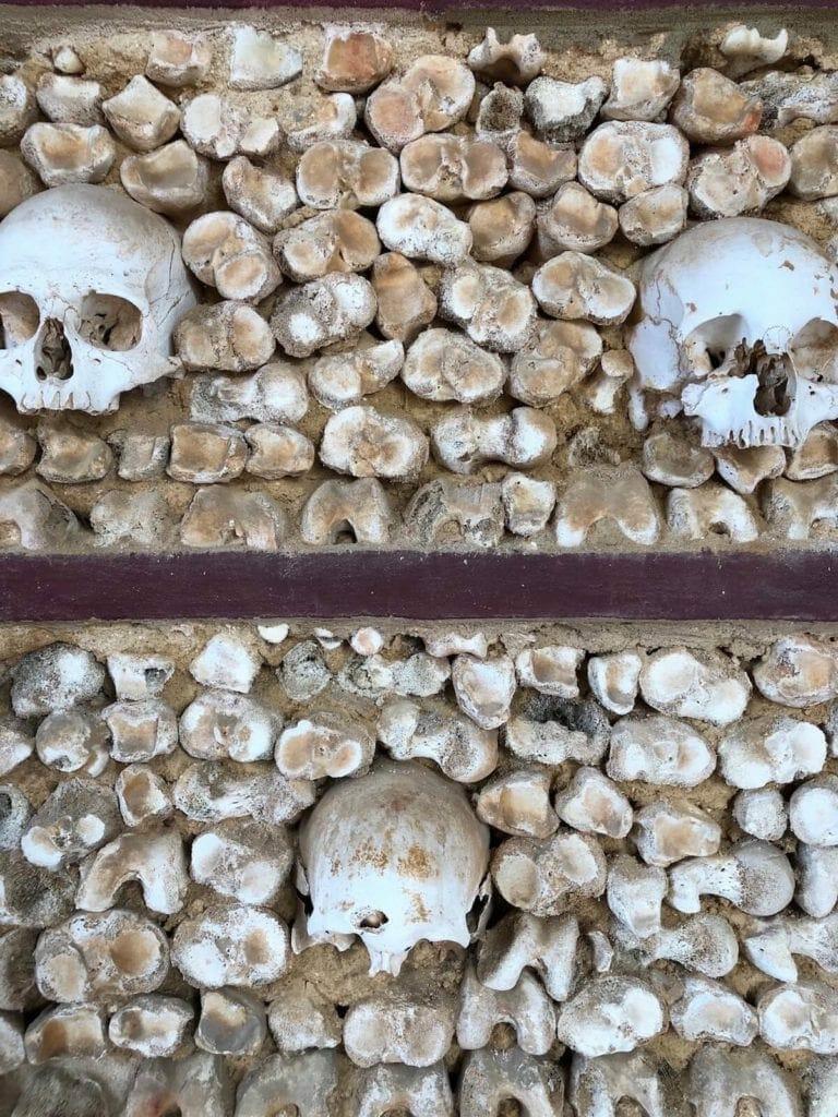 Capilla de los Huesos de Faro