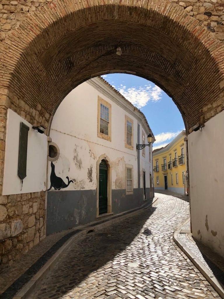 Ciudad Vieja de Faro