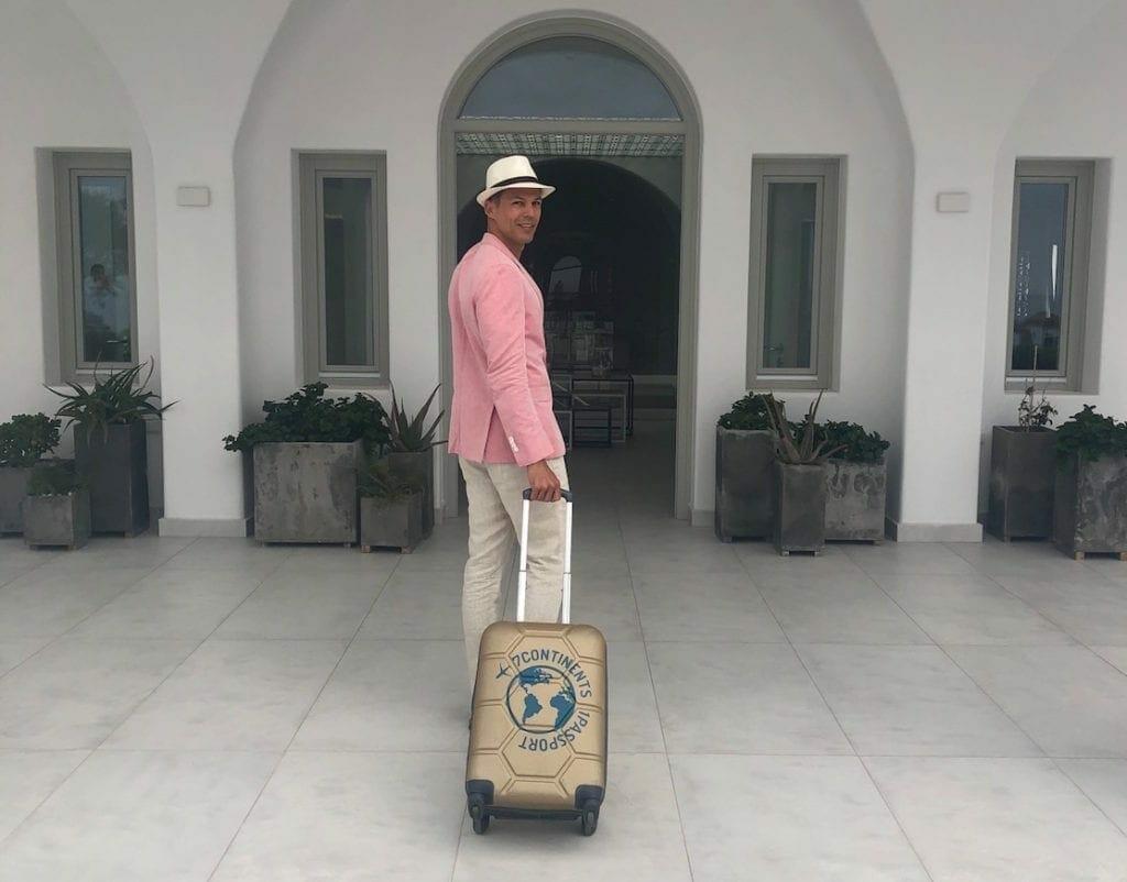 Santorini packing list